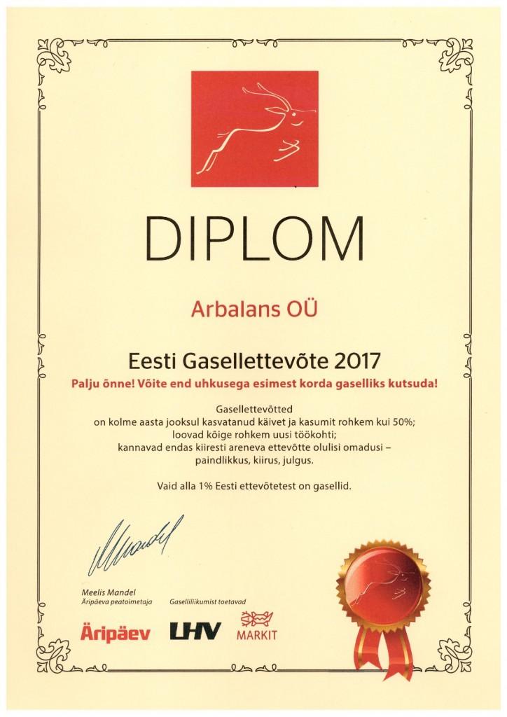Eesti Gasellettevõte